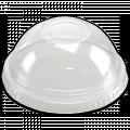 Bio-Domdeckel ohne Loch, Durchmesser 95mm