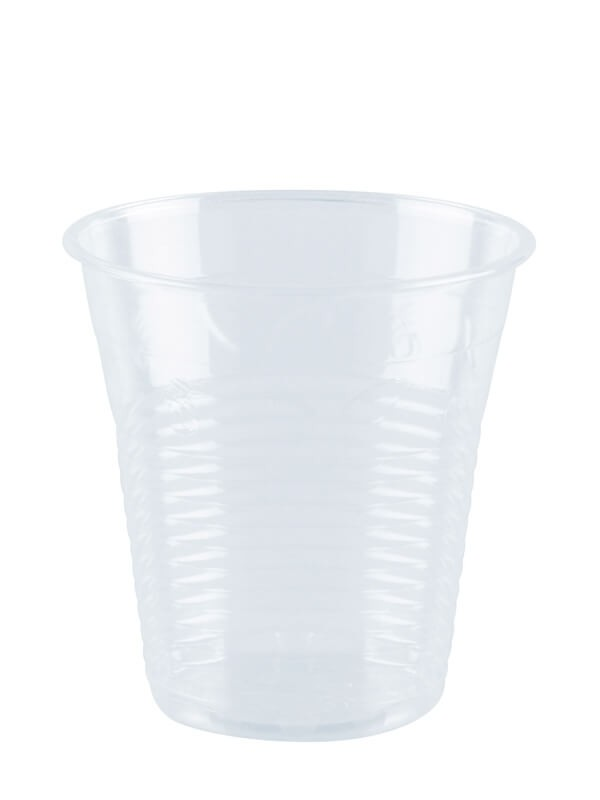 Bio-Becher 150ml / 6oz, aus PLA, klar